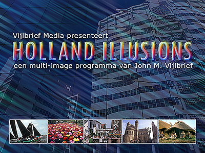 Vijlbrief Foto Holland Illusions
